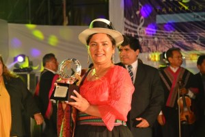 profesora Martha Palomino Cárdenas