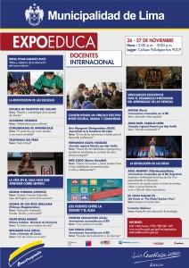 Expo Educa Internacional Docentes 2015