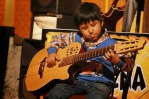 educación musical en los niños