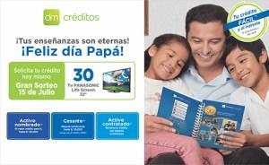 Conozca a los Ganadores de nuestra Campaña de Créditos por el Día del Padre 2016