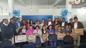 Entrega de laptops a nivel nacional: Esta vez fue el turno del Cusco, Moquegua y Tacna