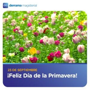 Día de la Primavera y la Juventud