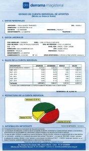 ¿Qué es el Estado de la Cuenta Individual?