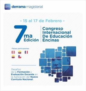 VII Congreso Encinas 2017: Formulario de Inscripción Online