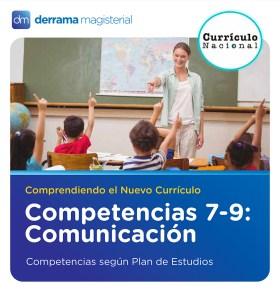 Competencias 7-9: Comunicación