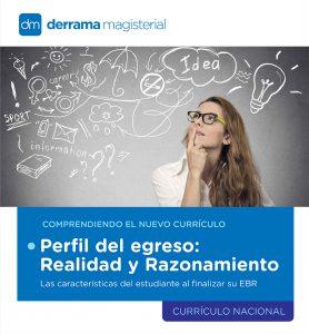 Comprendiendo el Currículo: Realidad y razonamiento