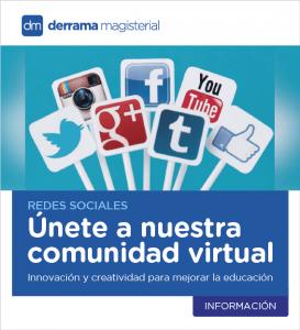 Redes Sociales de Derrama Magisterial: ¿Ya te uniste?