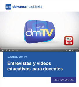 Canal DMTV: Suscríbete al canal de videos de Derrama Magisterial