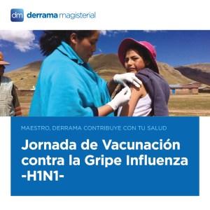 Campaña de vacunación en el sur fue todo un éxito