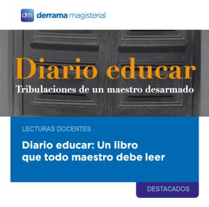 Lecturas recomendadas: Diario educar, de Constantino Carvallo Rey