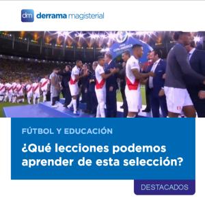 ¿Qué lecciones recoger de la Copa América?