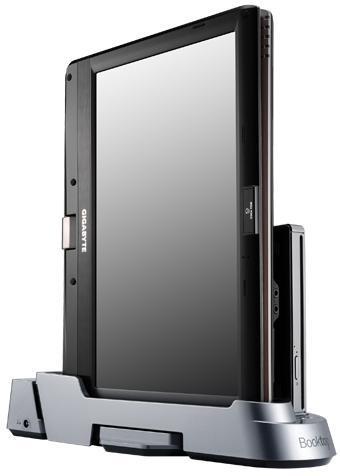 Gigabyte T1125P-PRO Docked Mode