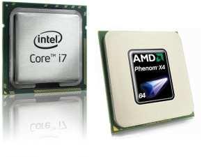 AMD & Intel