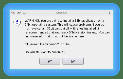 Como instalar pacotes  run (bitnami) no Ubuntu – Maico Oliveira Buss