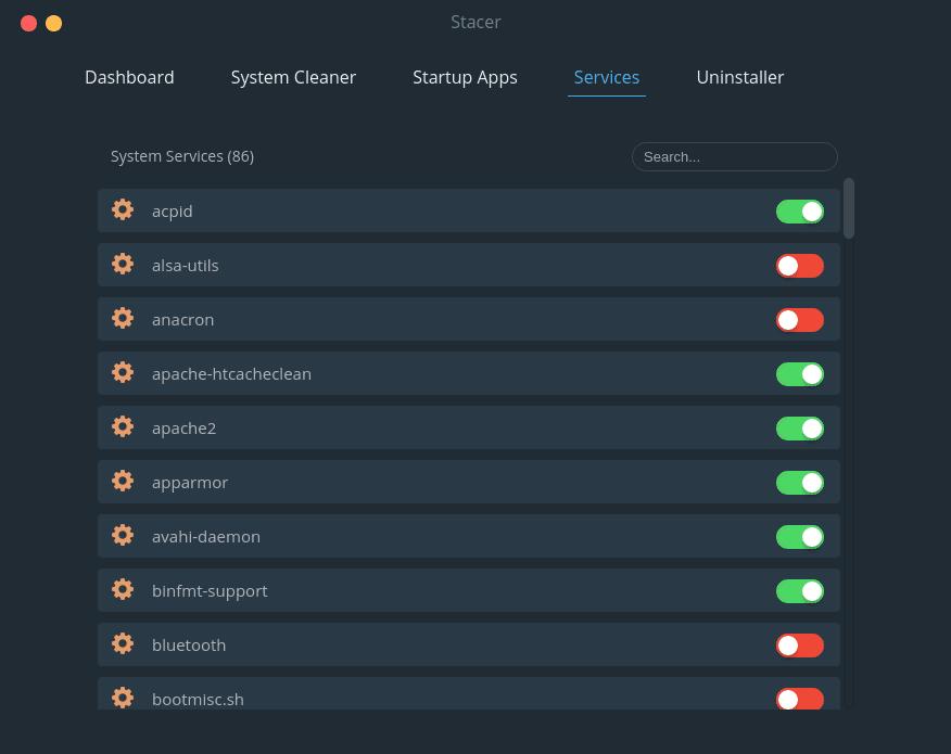 Cómo optimizar Debian, Ubuntu, Linux Mint y derivados con Stacer