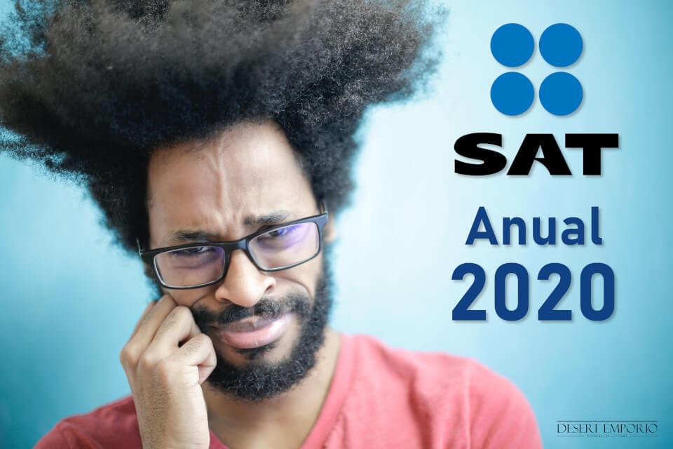declaracion anual 2020