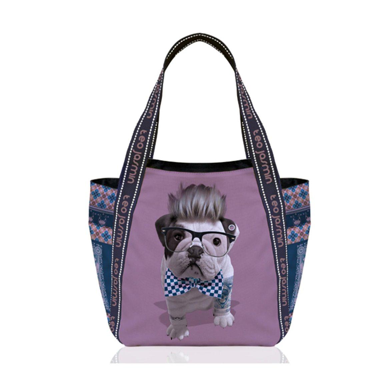 sac-a-main-chien-teo-jasmin-hipster-violet
