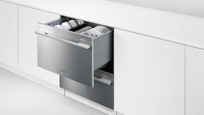 Fisher & Paykel Dishdrawers Vs Standard Dishwashers
