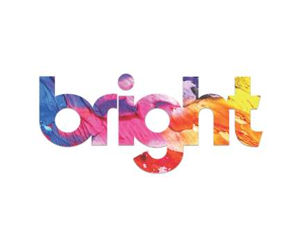 Bright the only speakeasy art show in los angeles. Logo