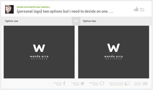 Graphic Design Personal Logo