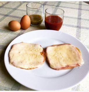 Huevos Fritos al estilo Mexicano una receta facil y rápida