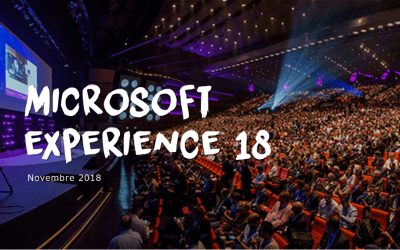 Microsoft Experience 18