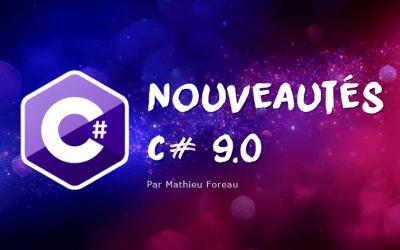 Les nouveautés de C# 9.0