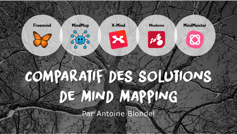 Comparatif des solutions de Mind Mapping