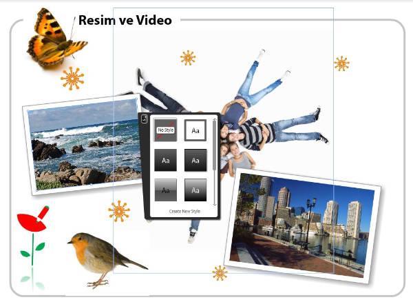 Presentations Resim ve Video
