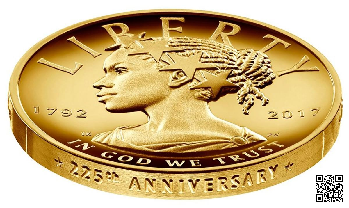 New $100 Coin Design