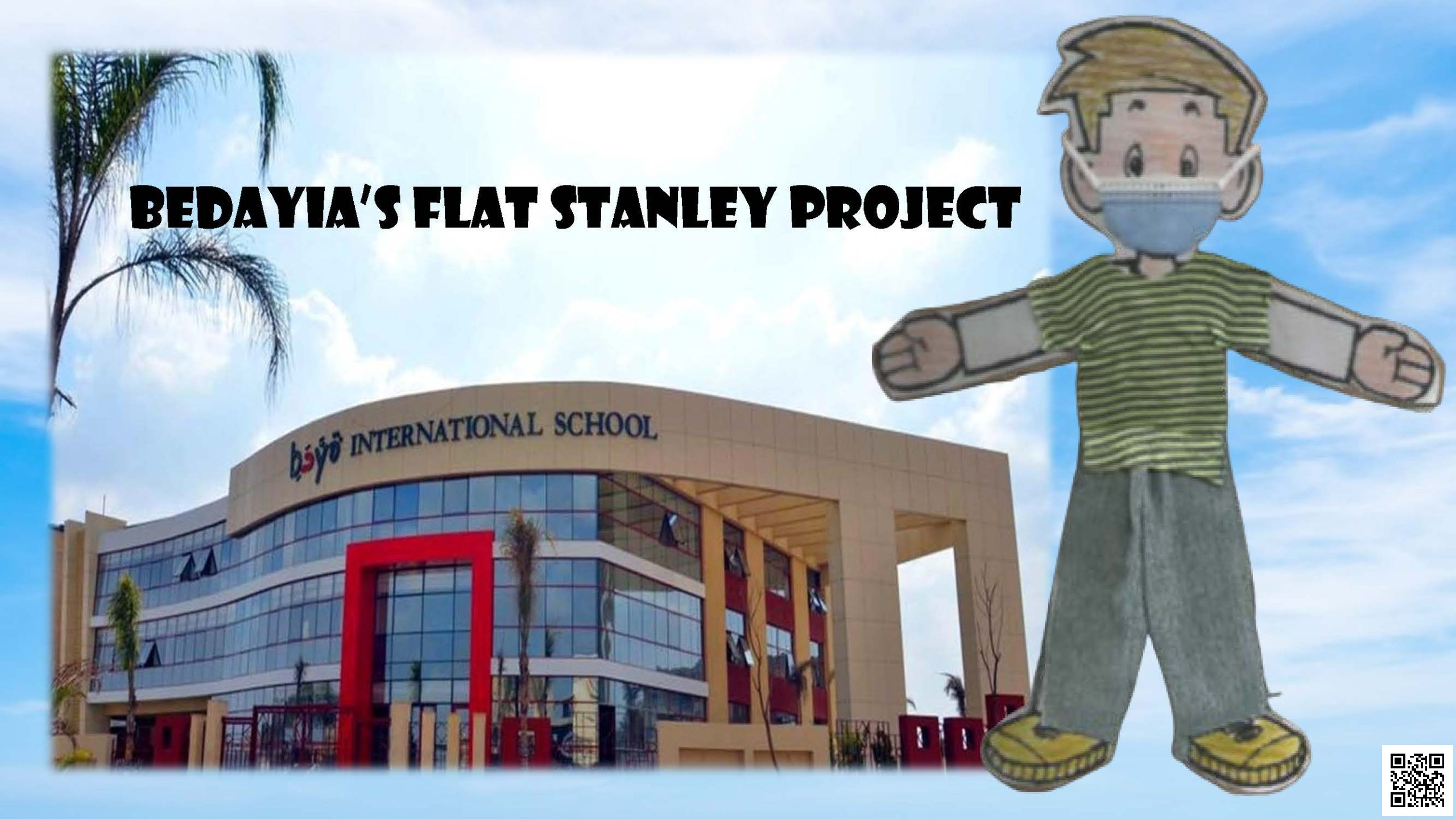 Bedayia's Flat Stanley Project