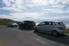 Sterne-Parkplatz