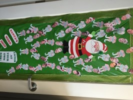Winners of the Christmas Door Decoration Contest | Reno ...