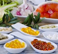 Uso de Suplementos alimentares Software Dietbox