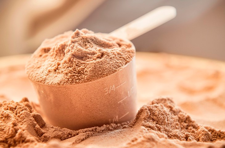 Whey protein na nutrição