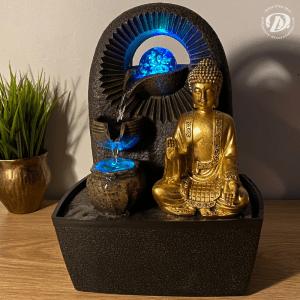 Fontaine d'intérieur Bouddha Bhava