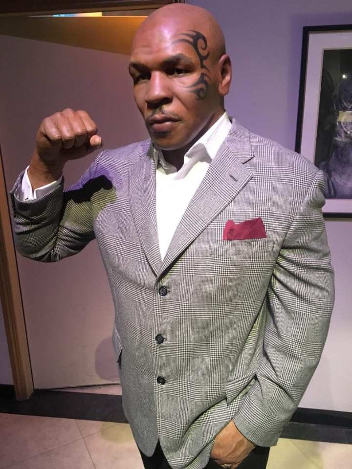 Mike Tyson was involved with crypto as early as 2015