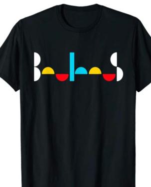 Bauhaus Logo Shirt kaufen