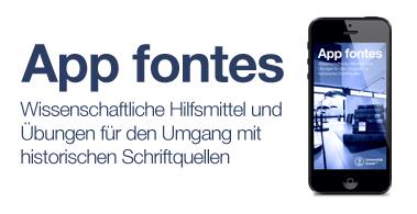 App Fontes