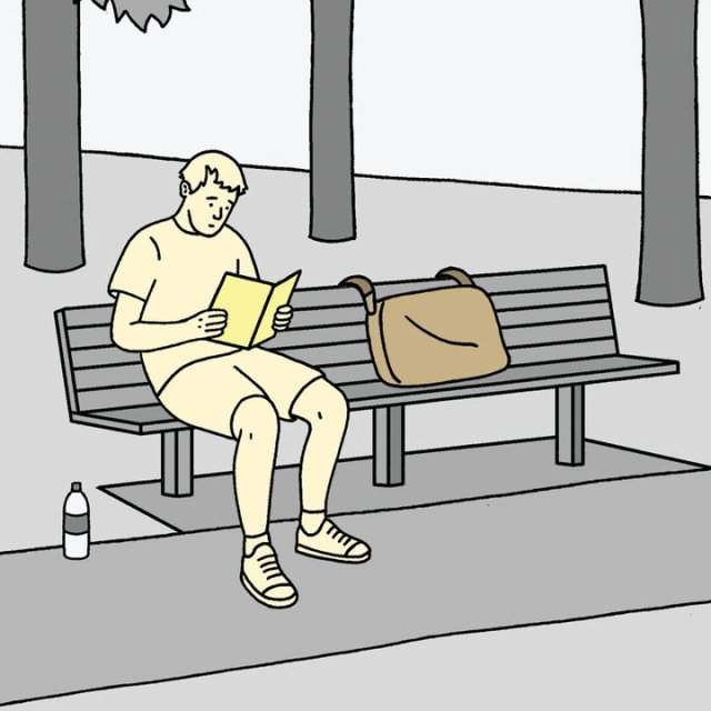read-comics-in-public