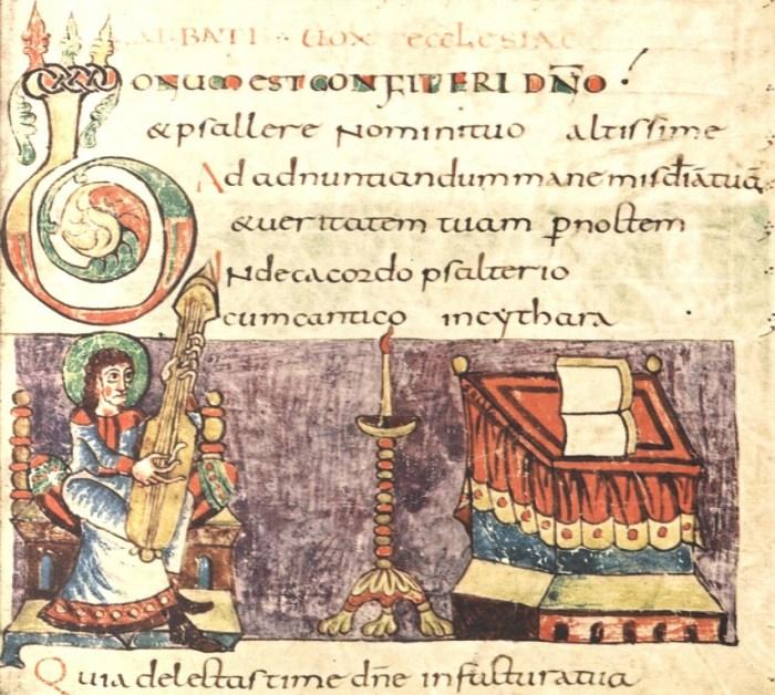 The Stuttgart Psalter