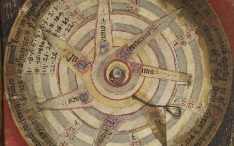 Astrologica - Chetham's MS Mun.A.4.99
