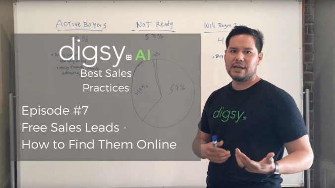 Free Sales Leads - How to Find Them Online
