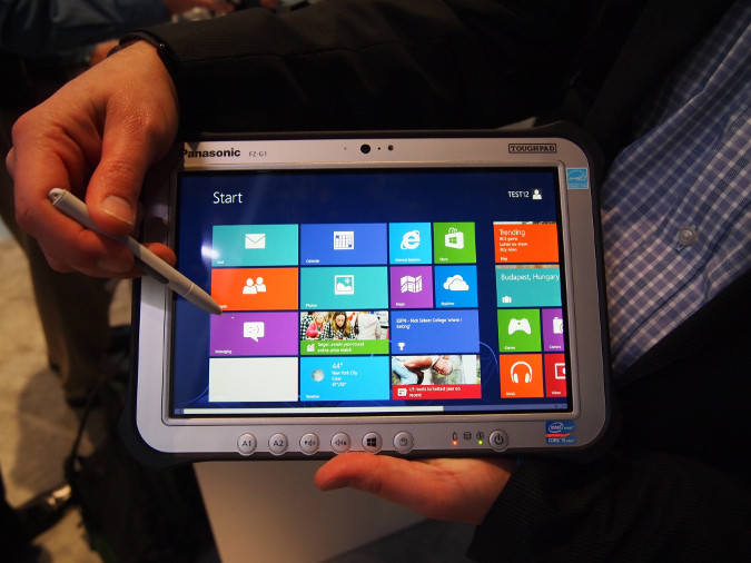 Panasonic Toughbook CF-AX2 dan Toughpad FZ-G1 Perangkat Handal dan Tahan Banting_3