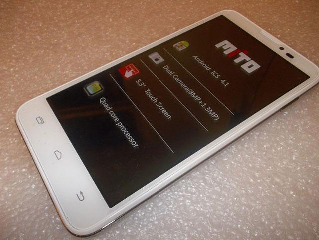 MITO A355 Smartphone Berteknologi Quad Core dan Dual SIM_2