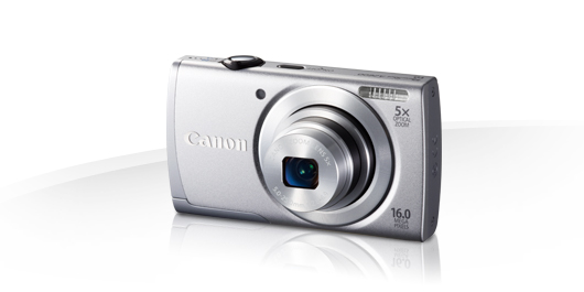 Canon PowerShot A2600 Menawarkan Fitur Minimalis_2