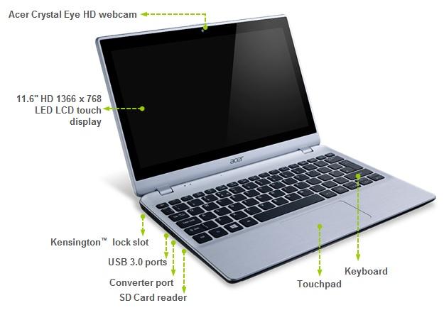 ACER Aspire V5-122 Notebook Minimalis dengan AMD Temash_2