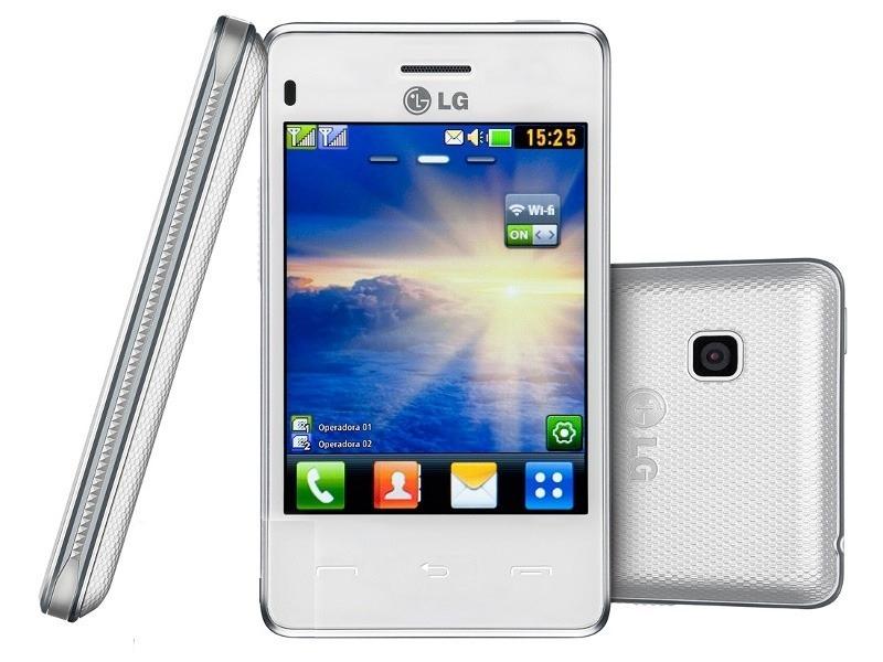 LG T375 Cookie Smart Ponsel Entry Level dengan Fitur Dual SIM_4