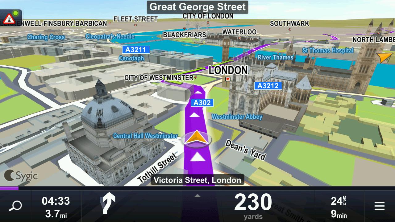 Tak Lagi Tersesat Dengan Menggunakan GPS NAVIGATOR_2
