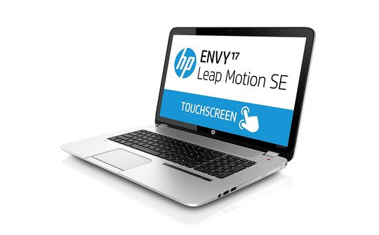 Mendeteksi Gerakan Dengan Laptop HP Envy 17 Leap Motion2